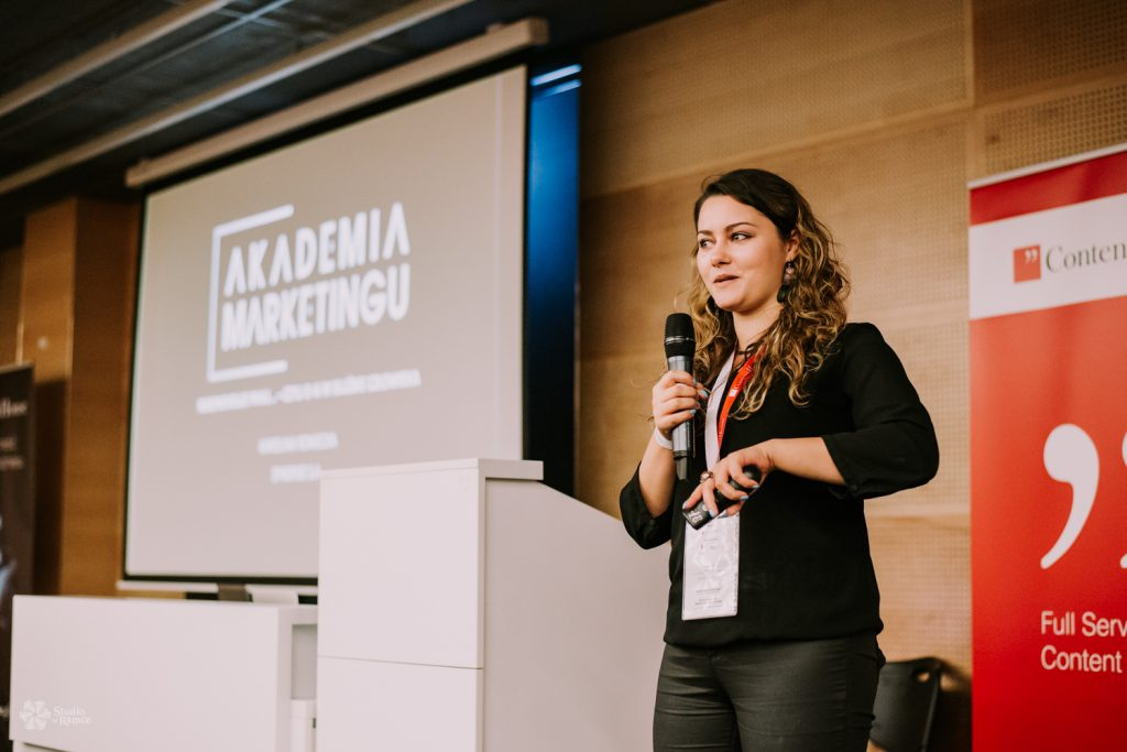 akademia marketingu karolina rowecka